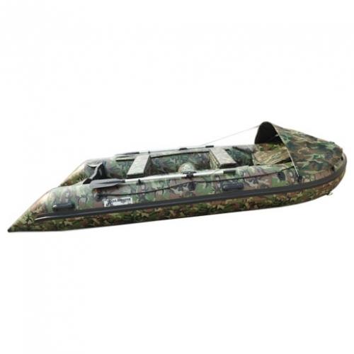 Лодка Гладиатор (Gladiator) Professional D450AL КМФ камуфляж