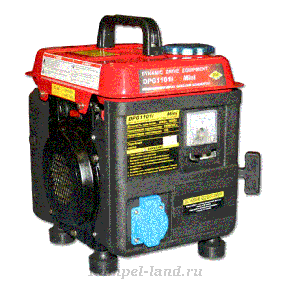 Инверторный генератор DDE DPG1101i