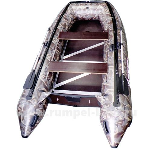 Лодка Полар Берд 320 M (Merlin) («Кречет») камуфляж
