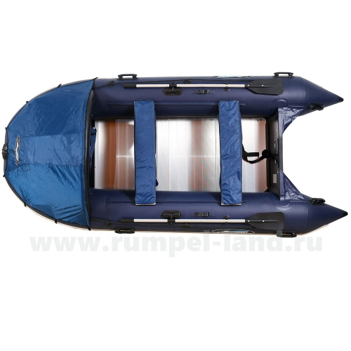 Лодка Гладиатор (Gladiator) Professional D370AL