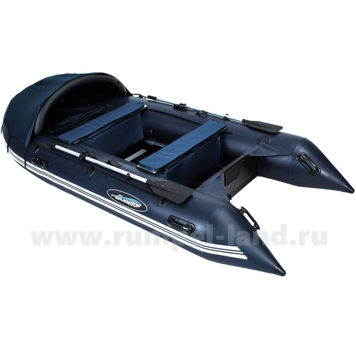 Лодка Гладиатор (Gladiator) Active С370 DP