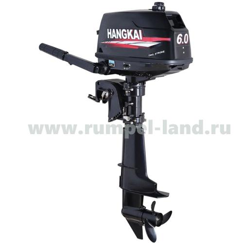 Лодочный мотор Ханкай (Hangkai) 6 HP