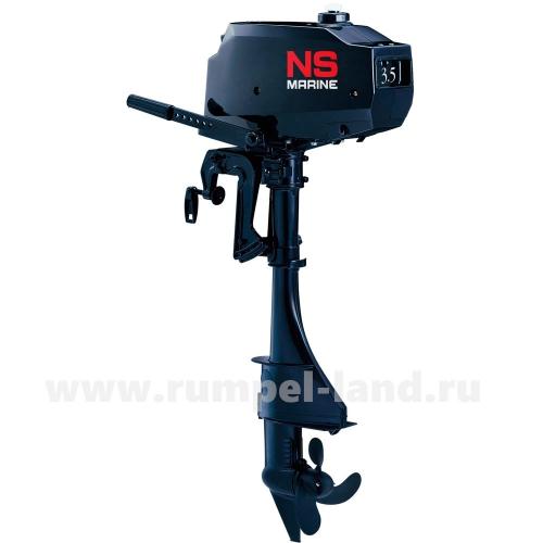 Лодочный мотор NS Marine NM 3,5 B2 S