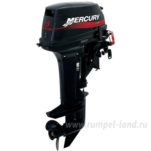 Лодочный мотор Mercury ME 15 M SeaPro