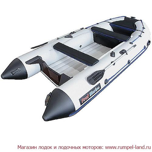 Лодка ProfMarine PM 370 Air Люкс