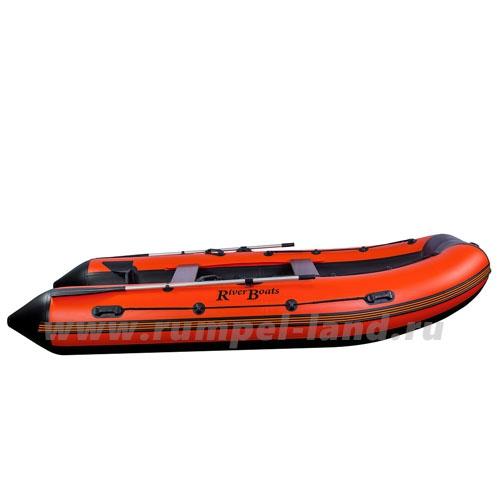 Лодка Ривер Боатс (RiverBoats) 410 Киль