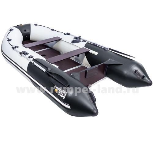 Лодка Ривьера 3400 СК Компакт