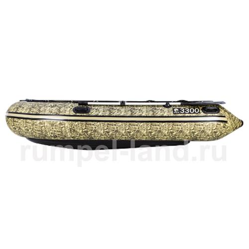 Лодка Апачи (Apachе) 3300 НДНД Камуфляж