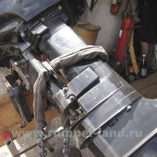 Цепь для лодки 8х24-8 (3 м.)