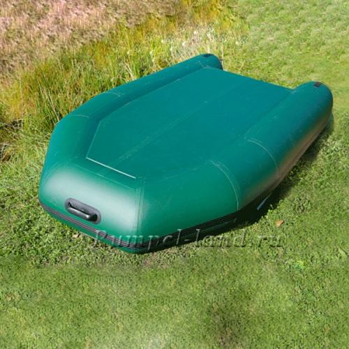 Лодка надувная НЕПТУН К-280 Т ( зеленая ) - купить в ...