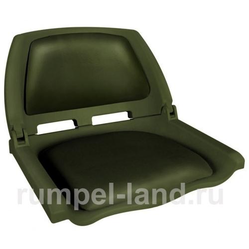 Кресло шкипера с поворотным механизмом для лодки
