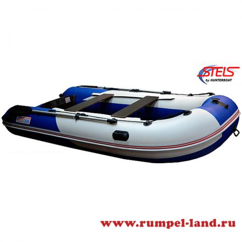 Лодка Хантер СТЕЛС 335