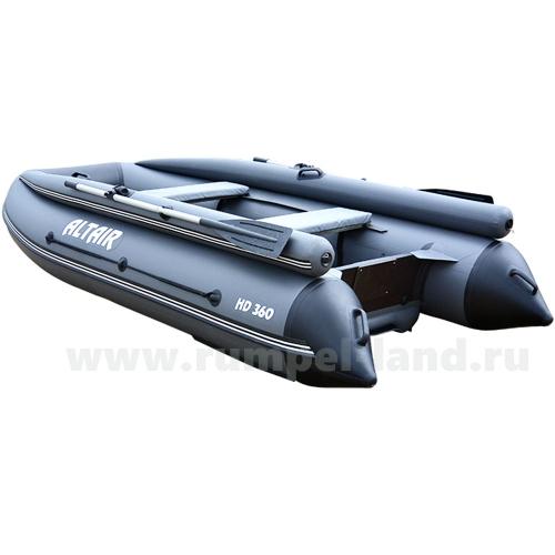 Лодка Altair HD 360 НДНД с фальшбортом