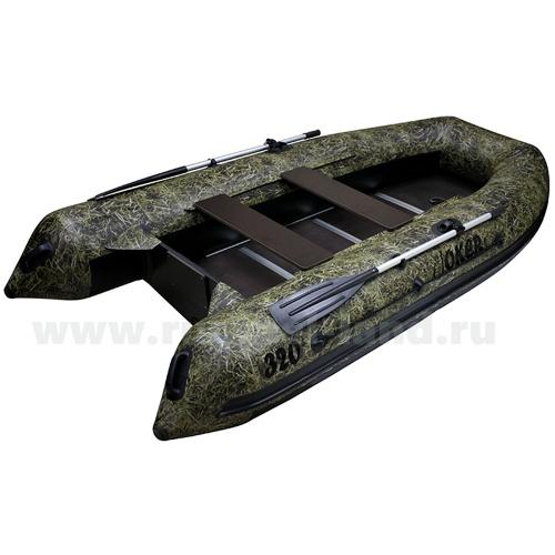 Лодка Альтаир Джокер R-320 Mirage камуфляж