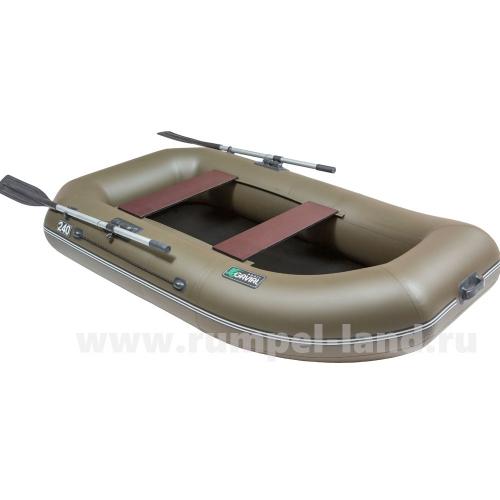 Надувная лодка Пеликан Гавиал 260