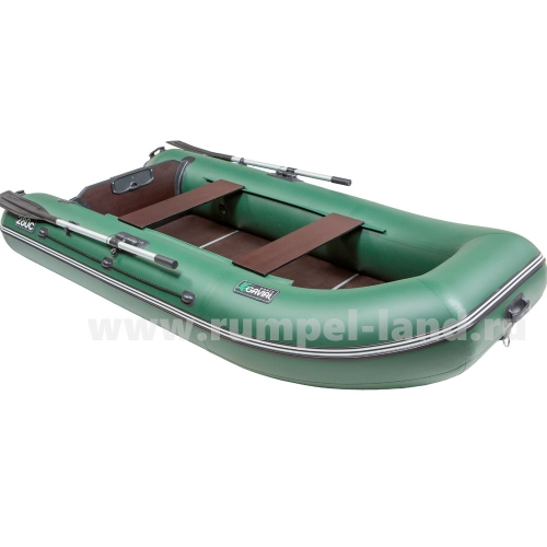 Надувная лодка Пеликан Гавиал 280C