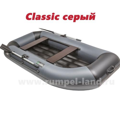 Надувная лодка Пеликан Гавиал 240НД