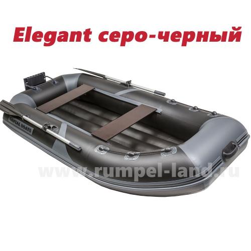 Надувная лодка Пеликан Гавиал 260НТНД
