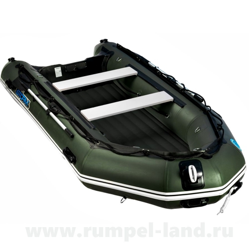 Лодка Stormline Heavy Duty AIR Light 400