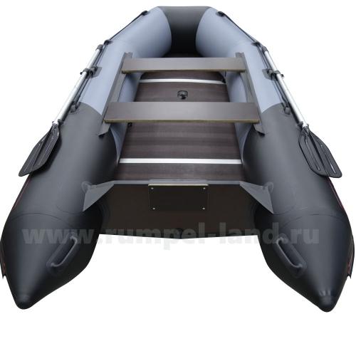 Лодка Хантер 340