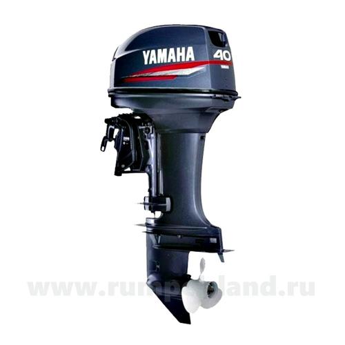 Лодочный мотор Yamaha 40 XWS 2-тактный