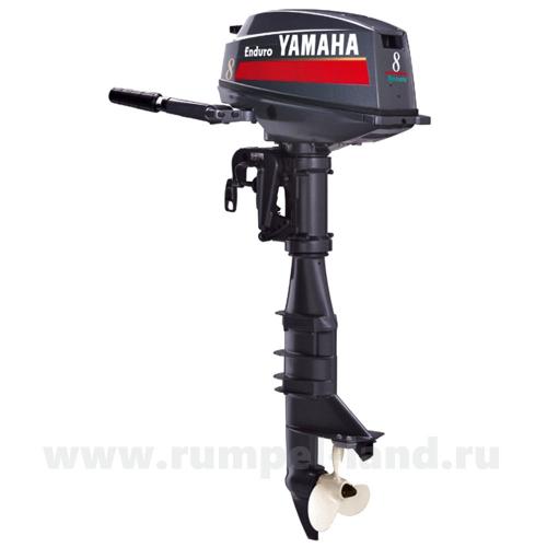 Лодочный мотор Yamaha E 8 DMHS 2-тактный