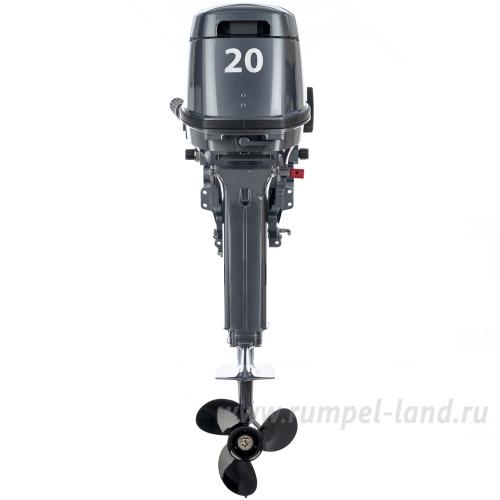 Лодочный мотор Микатсу (Mikatsu) M20FHS