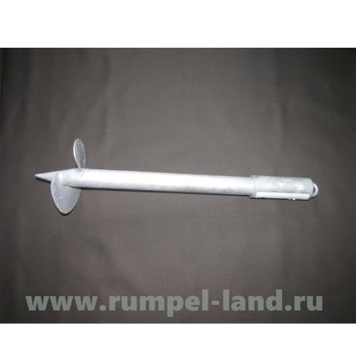Противоугонный стоп-якорь М-1 грунтовый