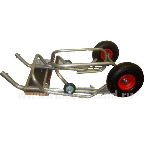 Тележка ТМ-4 для перевозки лодочного мотора