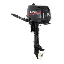 Лодочный мотор HDX F 6 АBMS