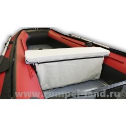 Комплект  мягких накладок с сумкой на банку (1010*260)