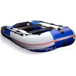 Лодка Хантер Стелс 275