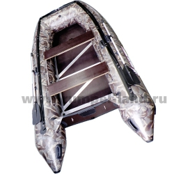 Лодка Полар Берд 300M (Merlin)(«Кречет») (Пайолы из стеклокомпозита) камуфляж