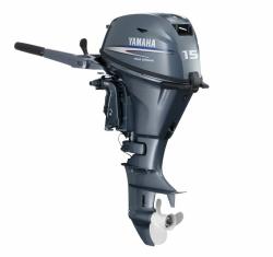 Лодочный мотор Yamaha F 15 CEHS 4-тактный