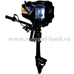 Лодочный мотор Ханкай (Hangkai) 3.6 HP 2-тактный