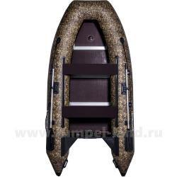 Лодка Омолон (Omolon) SLDK A-320 DP КМФ камуфляж