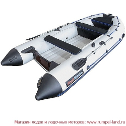 Лодка ProfMarine PM 390 Air Люкс