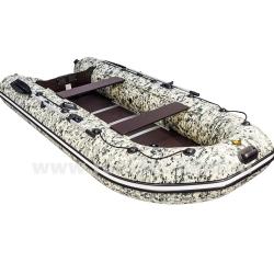 Лодка Ривьера Компакт 3600 СК Камуфляж пиксель