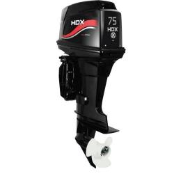 Лодочный мотор HDX T 75 FEL-T New