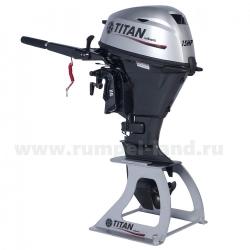 Лодочный мотор Titan FTP 15 AMHS (4-тактный)