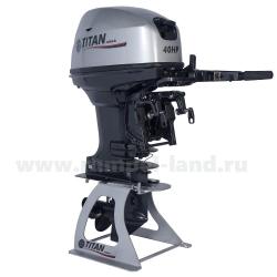 Лодочный мотор Titan TP 40 AMHS (2-тактный)