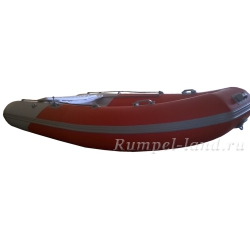 Жестко-надувная лодка Стрелка 360