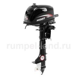 Лодочный мотор Хайди (Hidea) HD5FHS без бака выносного