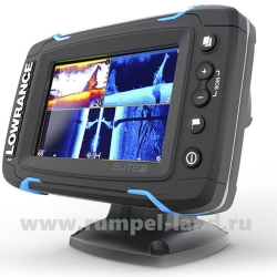 Эхолот Lowrance Elite-5Ti Mid/High/TotalScan™