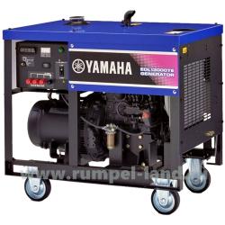 Генератор Ямаха (Yamaha) EDL13000TE
