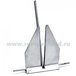 Якорь Дэнфорта, 8 кг