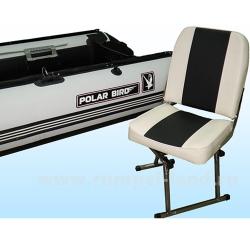 Кресло шкипера Polar Bird для пайольных лодок