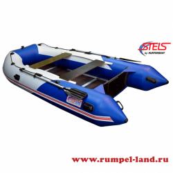 Лодка Хантер СТЕЛС 375