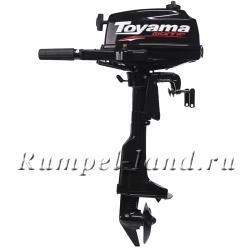 Лодочный мотор Toyama T 3.6 BMS
