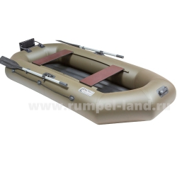 Надувная лодка Пеликан Гринда (Grinda) 260НТНД